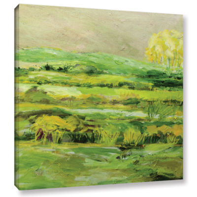 Brushstone Upper Hayford Gallery Wrapped Canvas