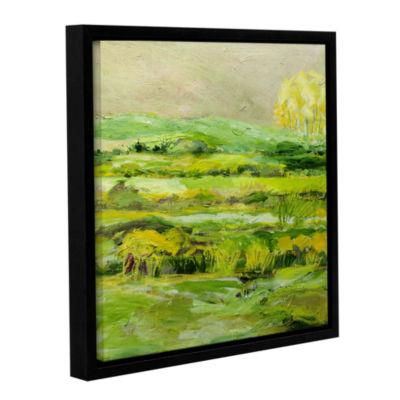 Brushstone Upper Hayford Gallery Wrapped Floater-Framed Canvas Wall Art