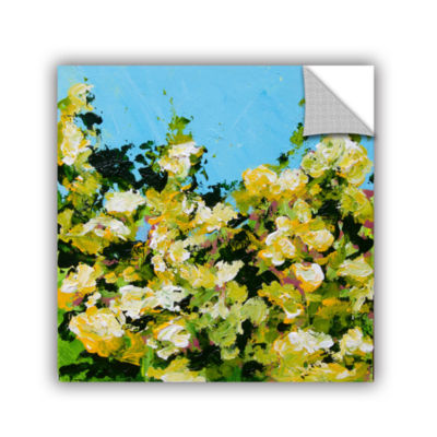 Brushstone Versaille Garden Removable Wall Decal
