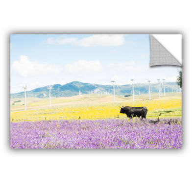 Brushstone The Black Bull And Giants Removable Wall Decal