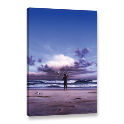 Brushstone The Conductor Gallery Wrapped Canvas Wall Art