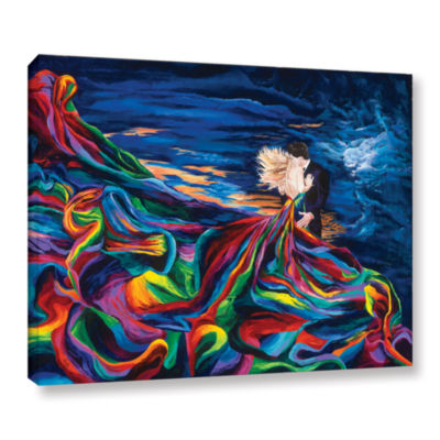 Brushstone The Embrace Gallery Wrapped Canvas WallArt