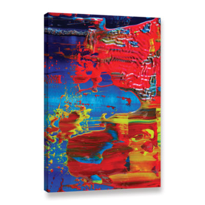Brushstone The Abstract Storm Gallery Wrapped Canvas Wall Art