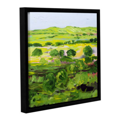 Brushstone Wakefield Gallery Wrapped Floater-Framed Canvas Wall Art