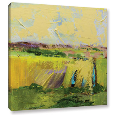 Brushstone Warrington Gallery Wrapped Canvas