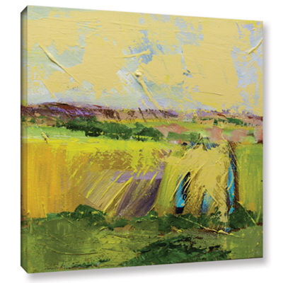 Brushstone Warrington Gallery Wrapped Canvas WallArt