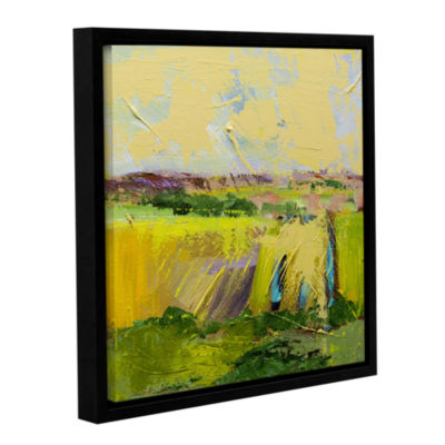 Brushstone Warrington Gallery Wrapped Floater-Framed Canvas