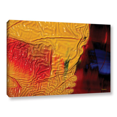Brushstone The Approaching Storm Gallery Wrapped Canvas Wall Art