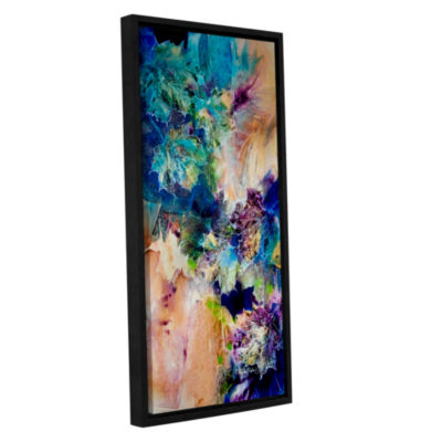 Brushstone Testify I Gallery Wrapped Floater-Framed Canvas Wall Art