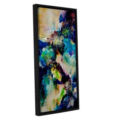 Brushstone Testify II Gallery Wrapped Floater-Framed Canvas Wall Art