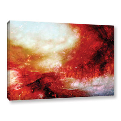 Brushstone Universe Gallery Wrapped Canvas Wall Art