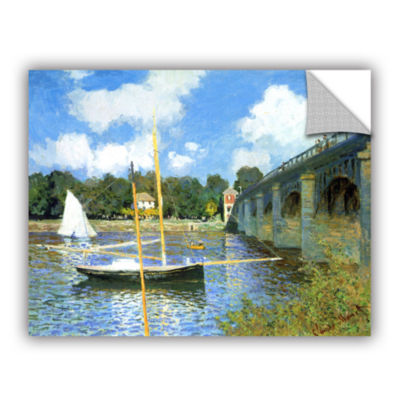 Brushstone The Bridge Of Argenteuil (Same As 1) Removable Wall Decal
