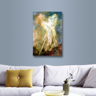 Brushstone The Appearance Gallery Wrapped Canvas Wall Art