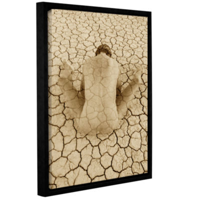 Brushstone The Clay Pot Gallery Wrapped Floater-Framed Canvas Wall Art