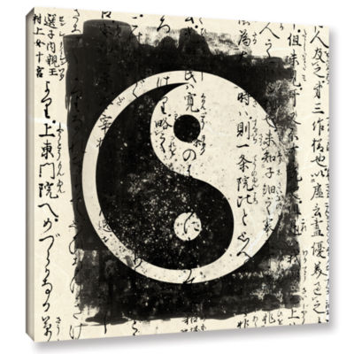 Brushstone Tao Gallery Wrapped Canvas Wall Art