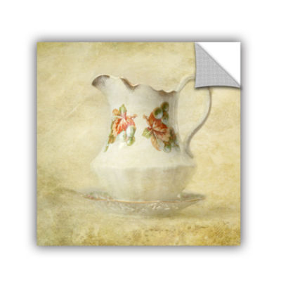 Brushstone Water Pitcher Removable Wall Decal