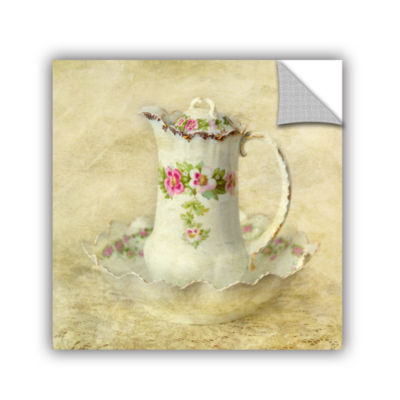 Brushstone Water Pitcher 2 Removable Wall Decal