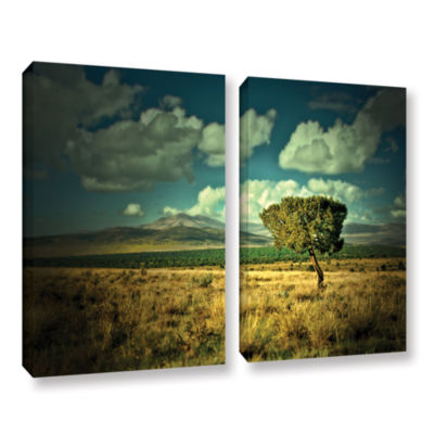 Brushstone Taking A Moment 2-pc. Gallery Wrapped Canvas Wall Art