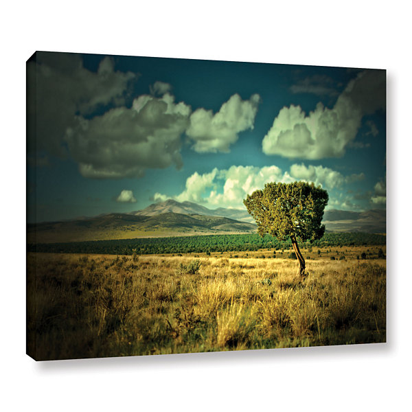 Brushstone Taking A Moment Gallery Wrapped CanvasWall Art