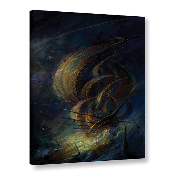 Brushstone The Apparition Gallery Wrapped Canvas Wall Art