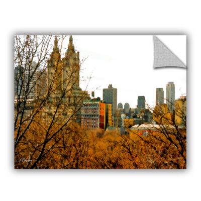 Brushstone Urban Autumn NYC Removable Wall Decal