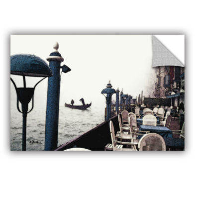 Brushstone Venice On Foggy Morn Removable Wall Decal