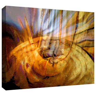 Brushstone Tempest Vortex Gallery Wrapped Canvas Wall Art