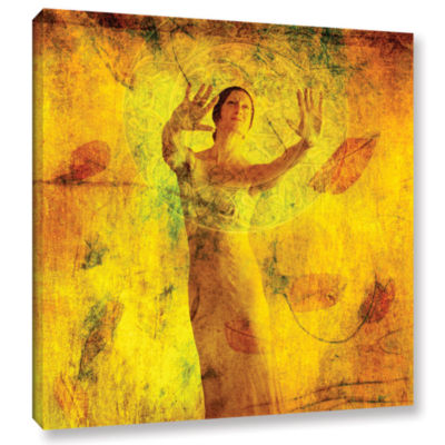 Brushstone Visualize and Manifest Gallery WrappedCanvas