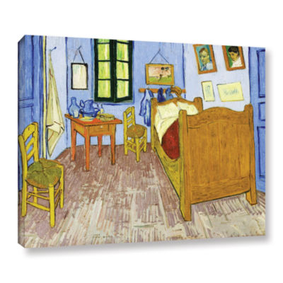 Brushstone The Bedroom Gallery Wrapped Canvas WallArt