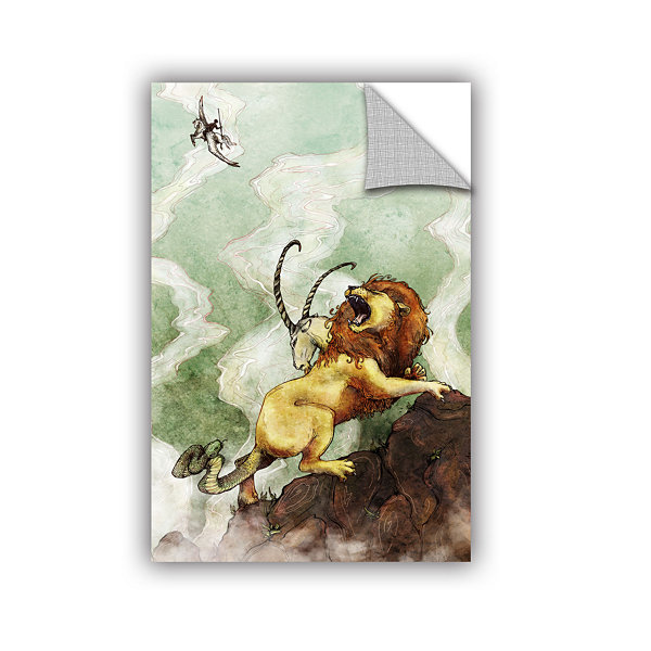 Brushstone The Chimera Removable Wall Decal