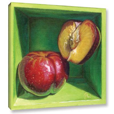Brushstone Sweet Cheeks Gallery Wrapped Canvas Wall Art