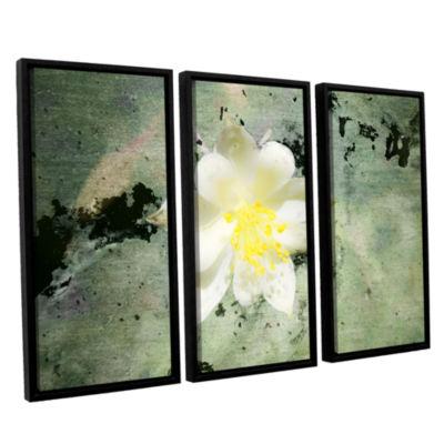 Brushstone Urban Attitude 3-pc. Floater Framed Canvas Set