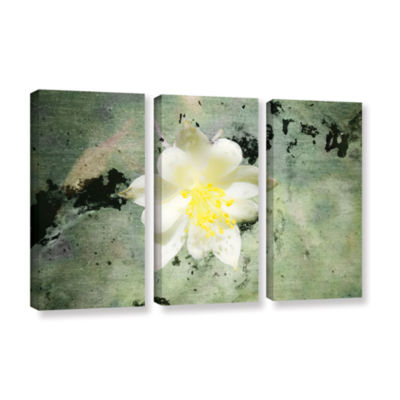Brushstone Urban Attitude 3-pc. Gallery Wrapped Canvas Set