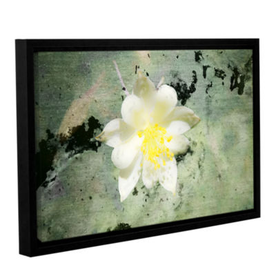 Brushstone Urban Attitude Gallery Wrapped Floater-Framed Canvas Wall Art