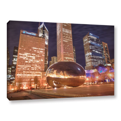 Brushstone The Bean I Gallery Wrapped Canvas WallArt