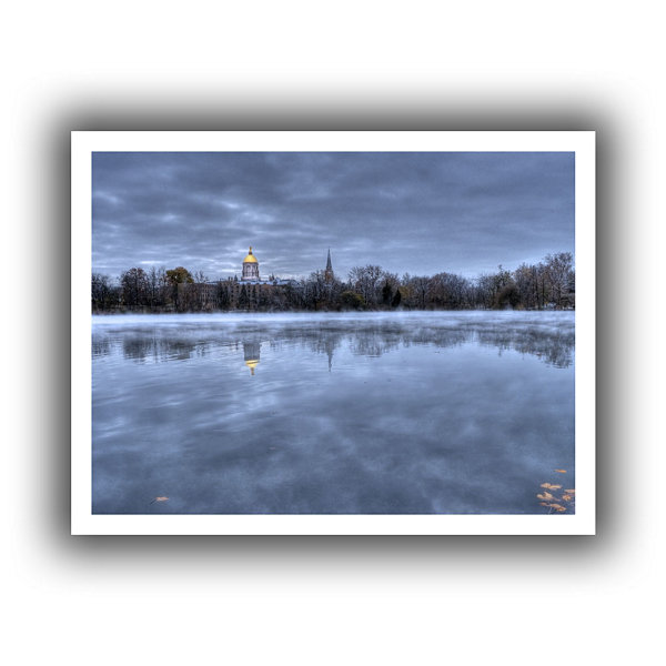 Brushstone The Basilica-Notre Dame Canvas Wall Art