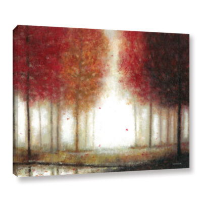 Brushstone The Colors Of Autumn Gallery Wrapped Canvas Wall Art