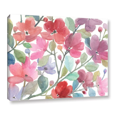 Brushstone The Colors Of Spring Gallery Wrapped Canvas Wall Art
