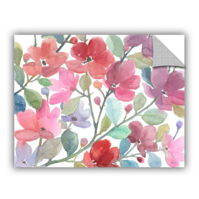 Brushstone The Colors Of Spring Removable Wall Decal