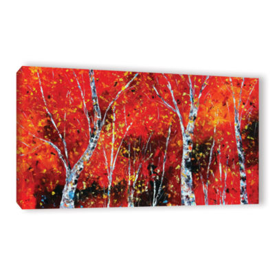 Brushstone Victory's Sacrifice Gallery Wrapped Canvas