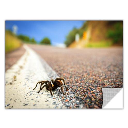 Brushstone Tarantula Removable Wall Decal