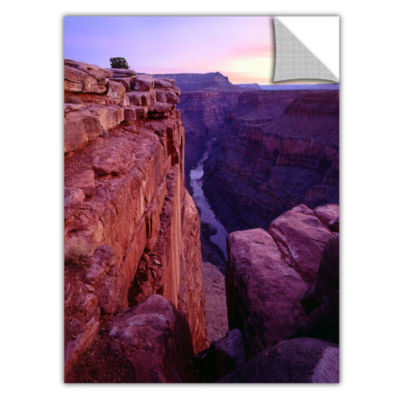 Brushstone Tuweep Overlook Removable Wall Decal