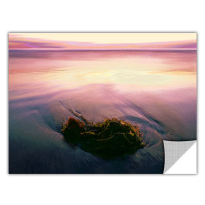 Brushstone Twilight Kelp Removable Wall Decal