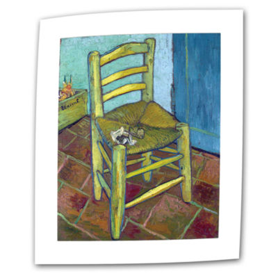 Brushstone Vincent's Chair Canvas Wall Art