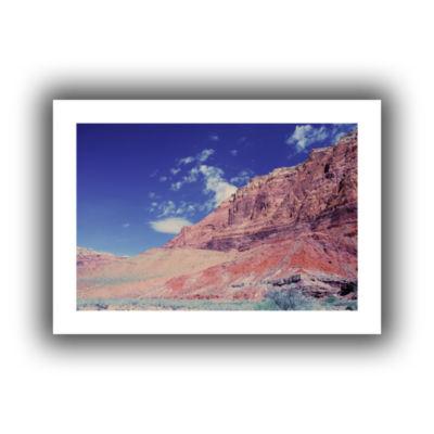 Brushstone Utah-Paria Canyon Canvas Wall Art