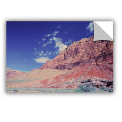Brushstone Utah-Paria Canyon Removable Wall Decal