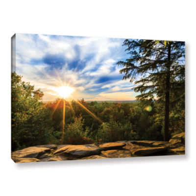 Brushstone Virginia Kendall 2 Gallery Wrapped Canvas Wall Art