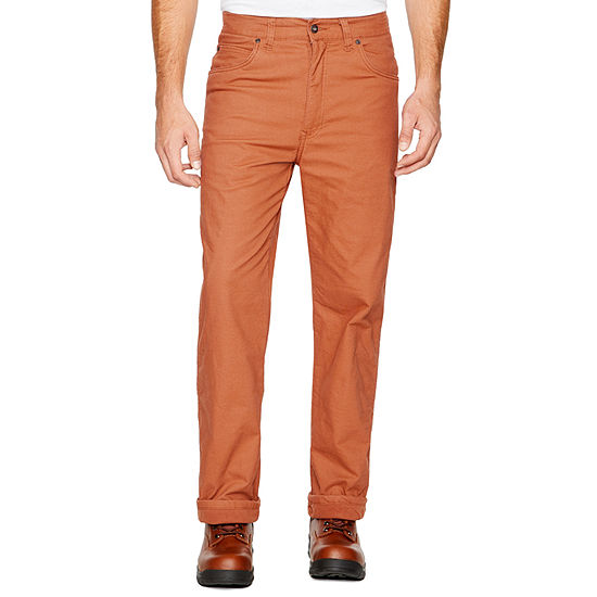 Smiths Workwear Mens Relaxed Fit Fleece Lined Pant