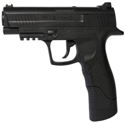 Daisy 415 Pistol Kit W/Glasses Targets Bb Co2
