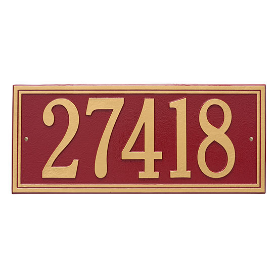 Whitehall Double Line - Estate Wall - One Line